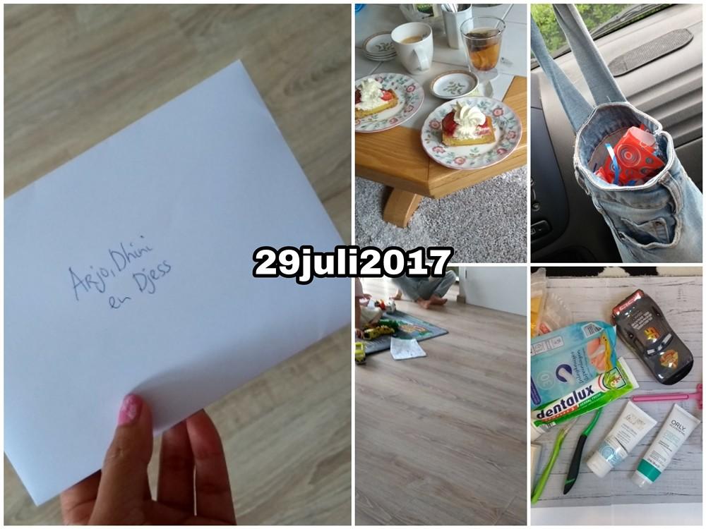 29 juli 2017 Snapshot