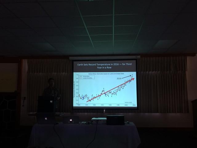 HEEA Symposium on Climate Change 6/9/17