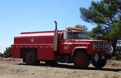 Los Angeles County CA Fire Dept - HeliTender 6 - GMC Fuel Truck (9)