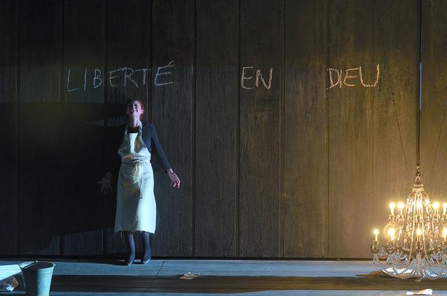 « Dialogues des Carmélites » au théâtre de Caen