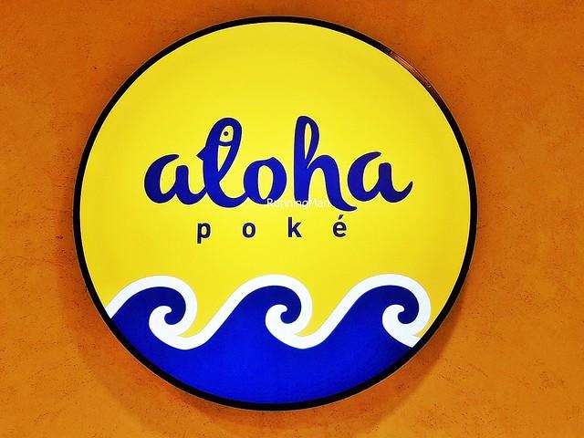 Aloha Poké Signage