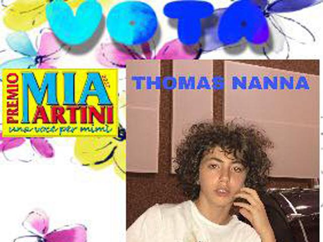 THOMAS CARLO NANNA