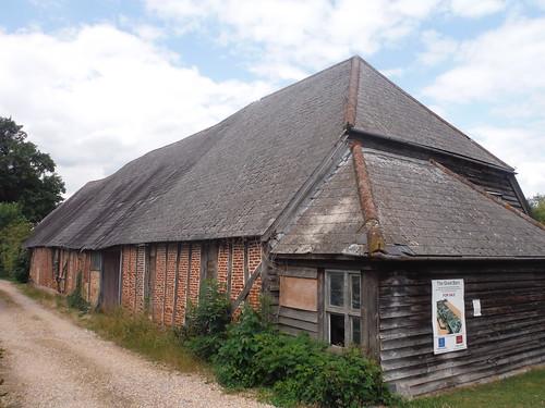The Great Barn, Pirton