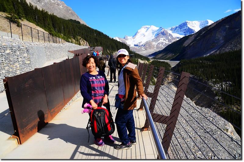 Discovery Trail, Glacier Skywalk