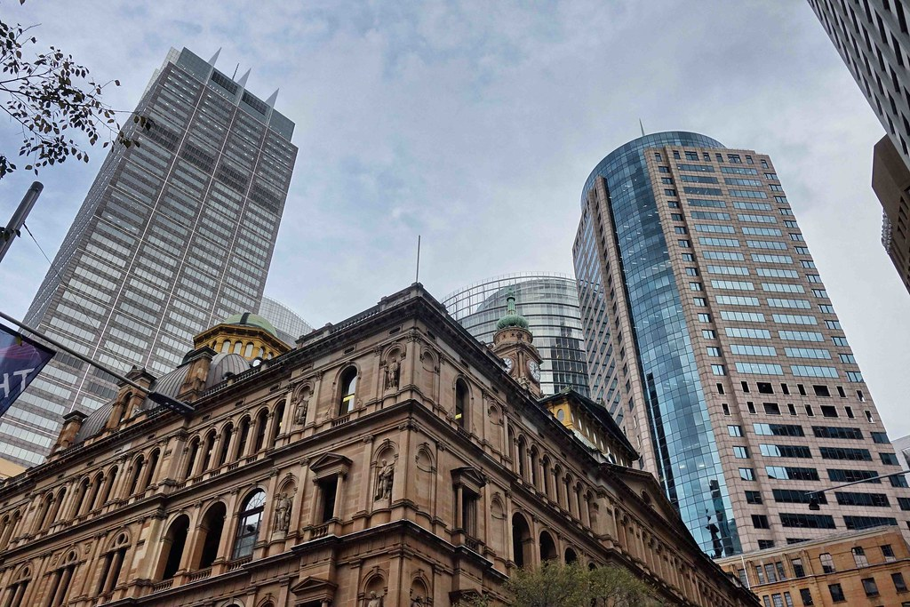 Sydney - Street 1