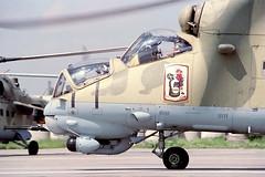 CAF Mil Mi-24V 0835