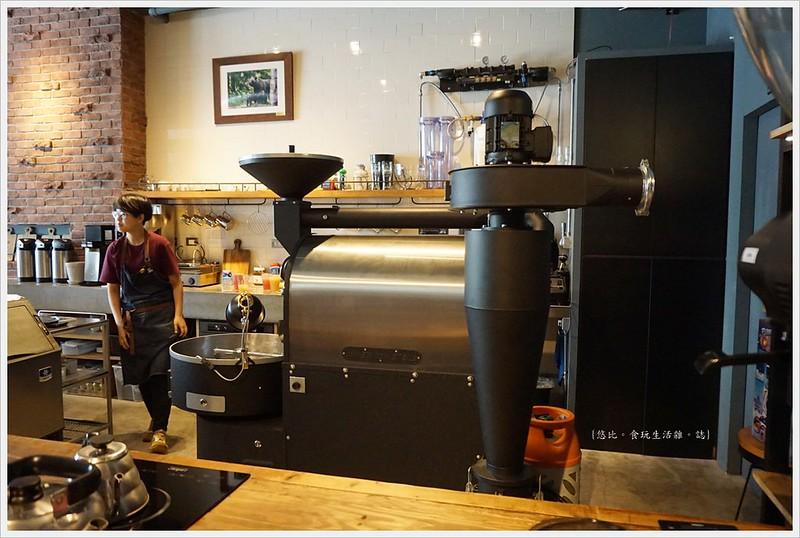 冰河咖啡-店內-3