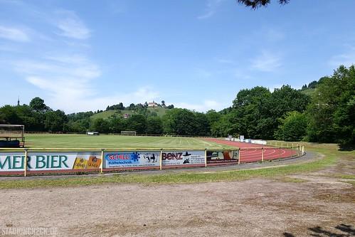 Kinzigtalstadion, SV Gengenbach