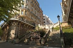 Avenue de Camo�ns - Paris (France)