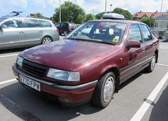 1989 Vauxhall Cavalier 2.0 SRi