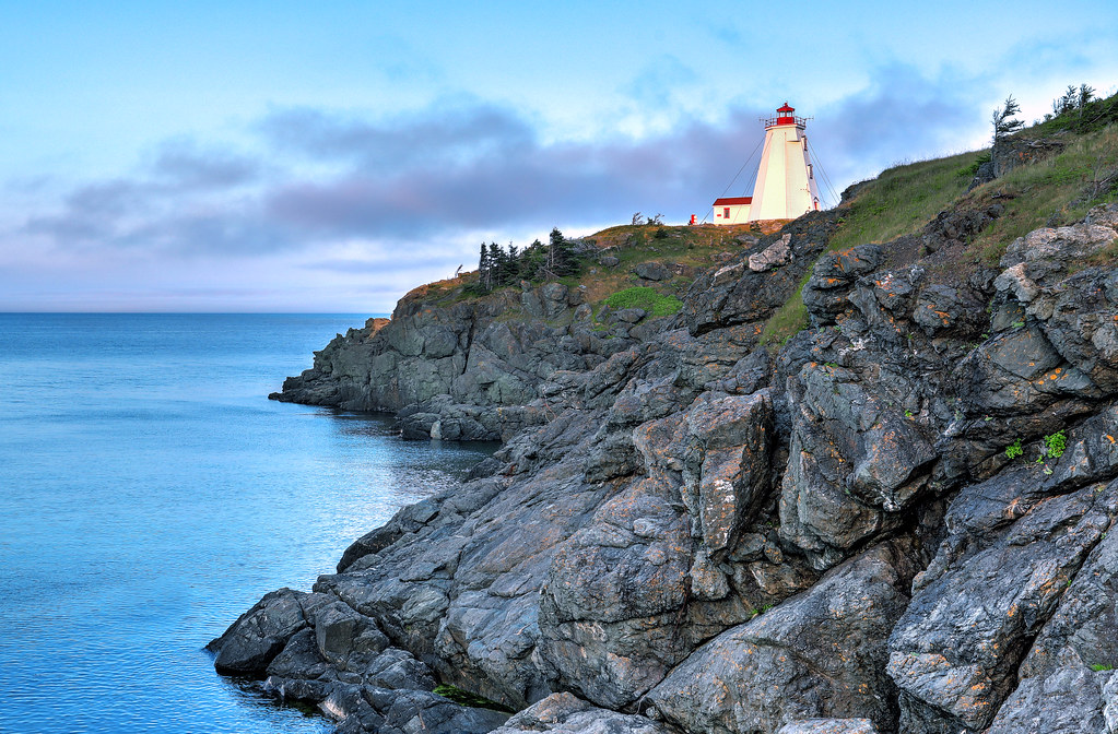 Grand Manan Island Canada The Bay Of Fundy