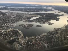 Stockholm från ovan 5