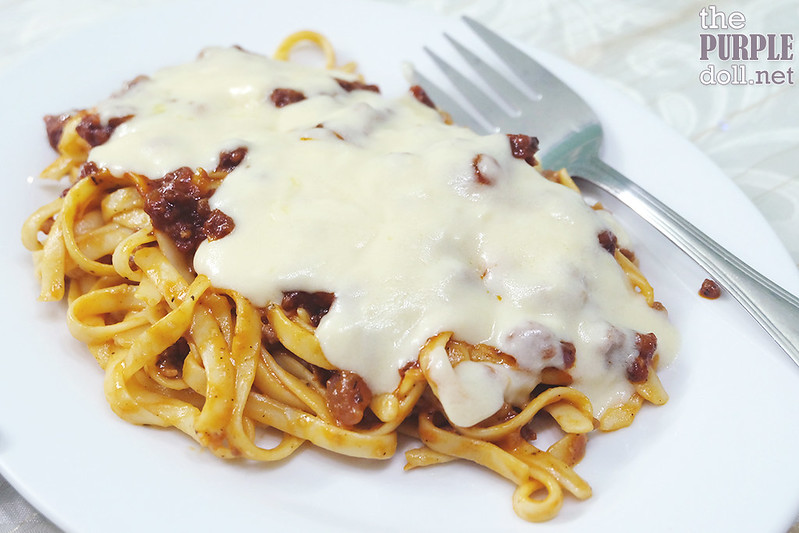 Fettuccine Italiana