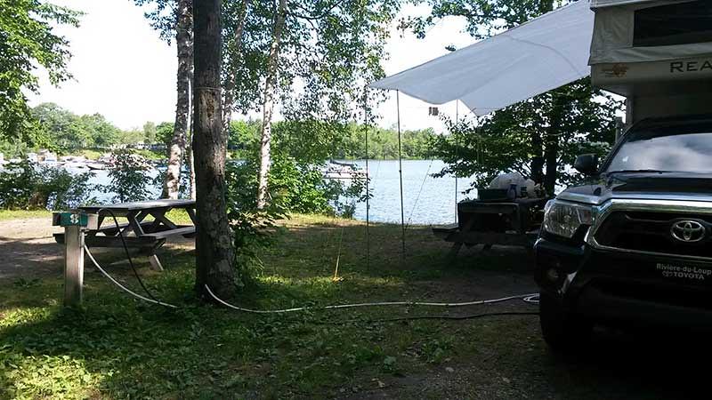 Camping Plage de la Baie (#7)