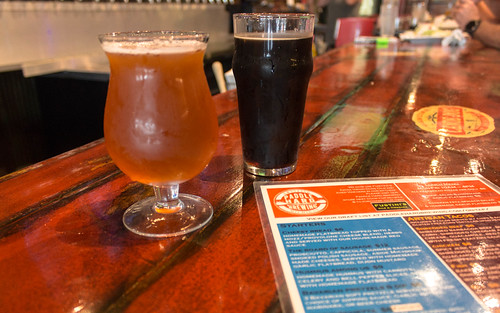 Pere Cheney IPA & Speakeasy Saloon Coconut Porter
