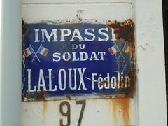 Lécluse Impasse du Sdt Laloux