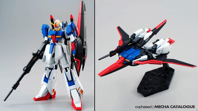 HGUC Zeta Gundam [Waveshooter]