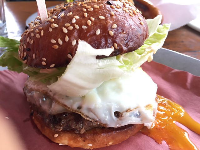 The Best Damn Grass Fed Cheeseburger
