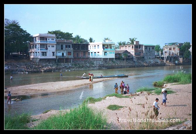 De Moei rivier