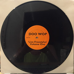 DOO WOP:LIVE FREESTYLE VOL.1(RECORD SIDE-B)