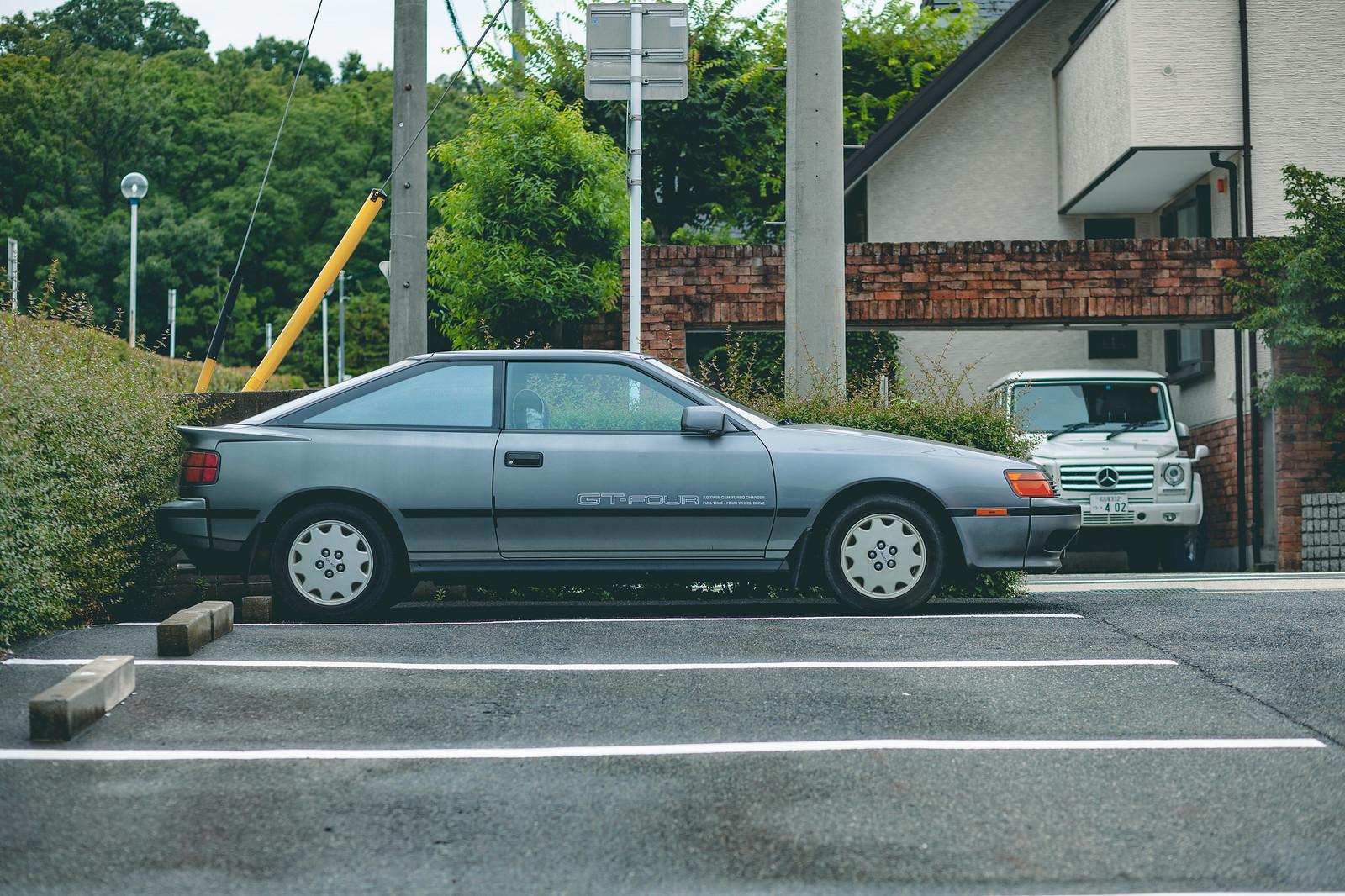 アウトガレリアルーチェ / TOYOTA CELICA GT FOUR