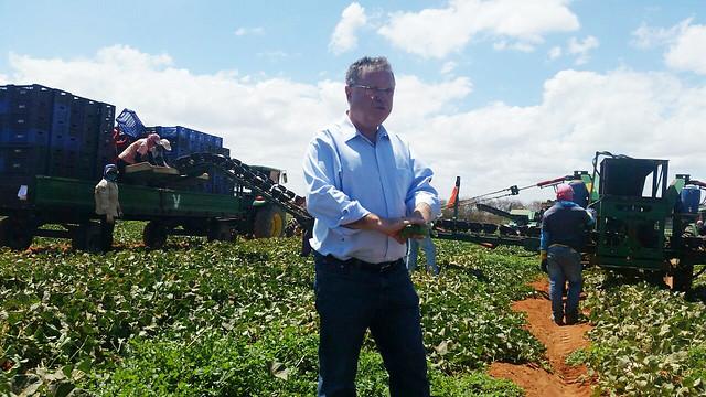 Fazenda do ministro Blairo Maggi em Rondonópolis (MT) é ocupada pelo MST