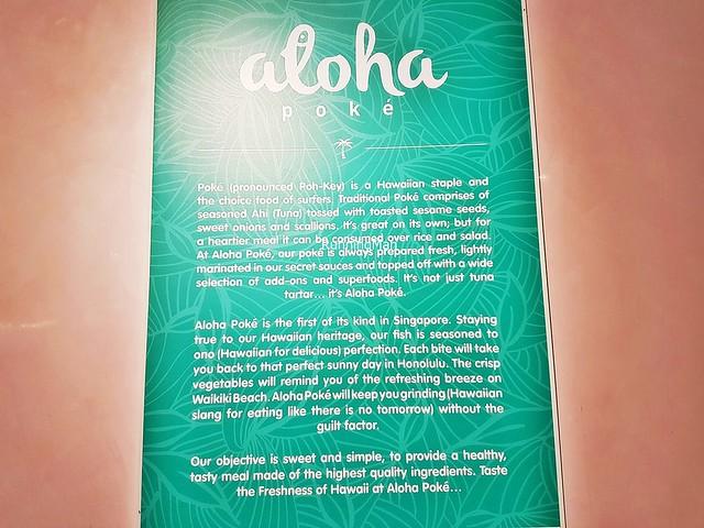 Aloha Poké Philosophy