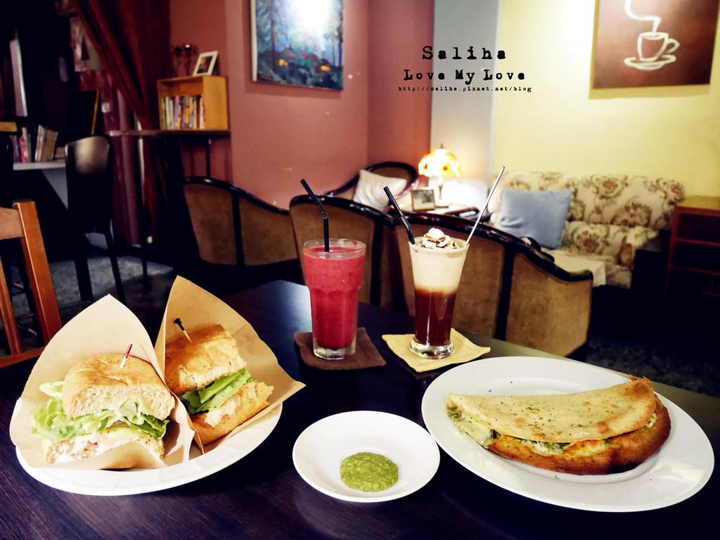台北市中山站附近不限時下午茶輕食Apartment Cafe公寓咖啡館 (7)