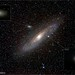 Andromeda Galaxy System