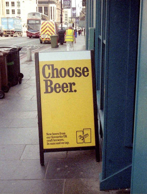 Choose Beer