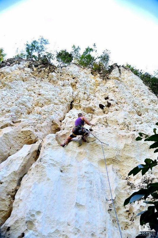 Rock Climbing Poog