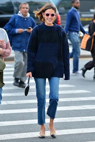 Celebrity Street Style : fashiion-gone-rouge - #StreetStyle