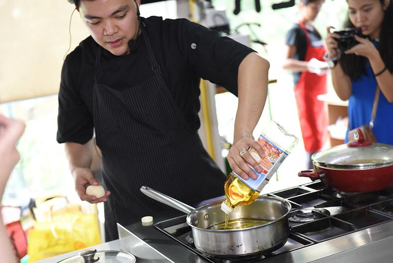 Chef Miko Aspiras