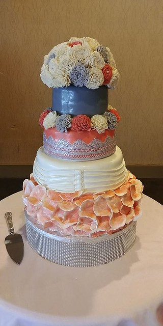 Cake by Misty Boggs of Simply Sweet Cupcakes