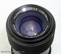 Fuji Fujinon-Z 43-75mm f/3.5-4.5 (M42)