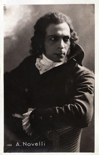 Amleto Novelli in Madame Tallien