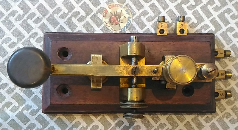Swiss Multicurrent Morse key - 133618_p