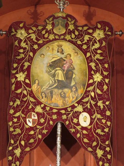 Besamanos de Nuestra Señora del Carmen de San Gil