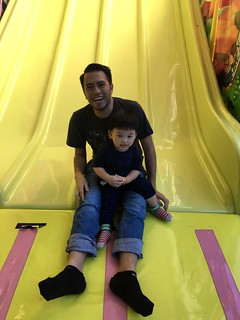 Weekend at JKids, Gamuda Walk