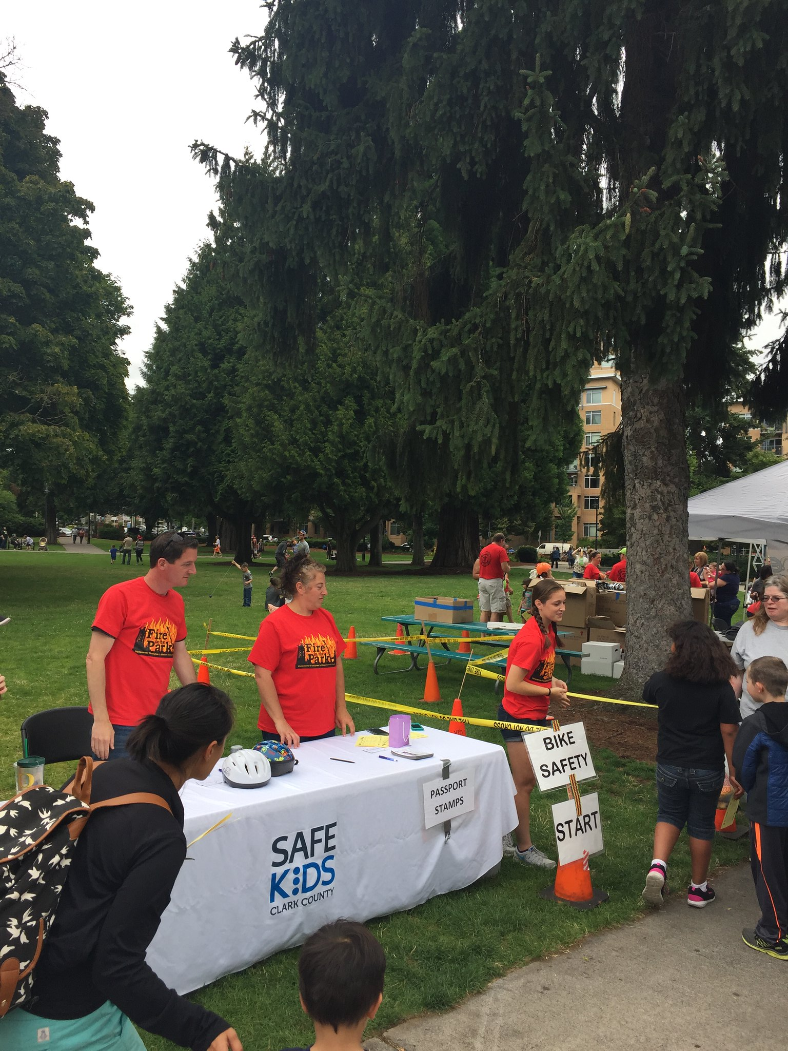 Fire in the Park 2016