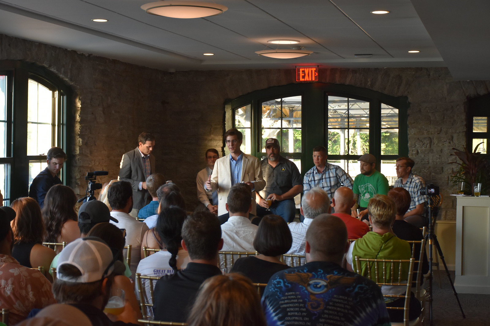 Counterpoint Launch Party and Craft Beer Economics Panel