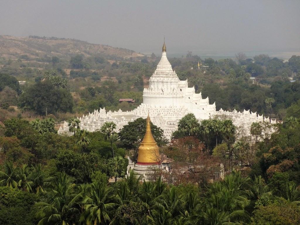Hsinbyume Paya, Birma
