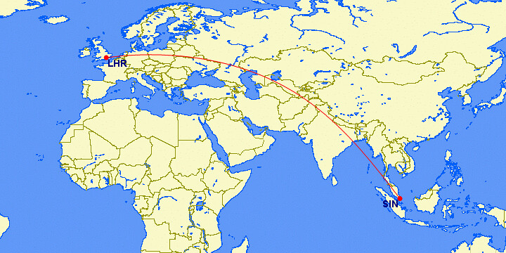 Trip Report: Singapore – London on Singapore Airlines, First ...