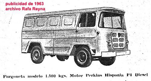 Furgó Nazar 1963