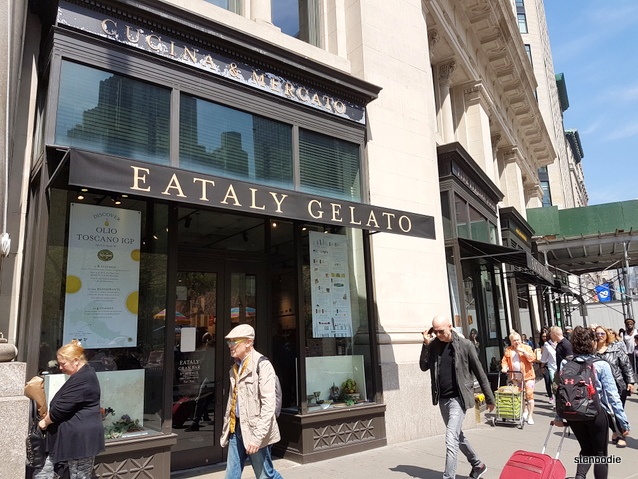 Eataly storefront
