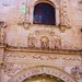 Ex-Convent of Acolman - Carvings Above Entrance to Church por ramalama_22