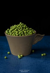 "Peas - "" Give Peas A Chance"""