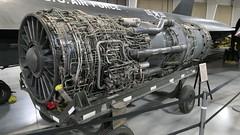 Pratt & Whitney J58 Turbojet