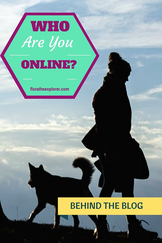 Who Are You Online? - My Travel Writing Reality