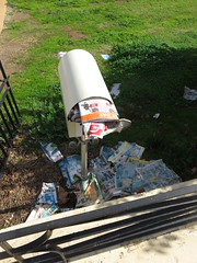 Overloaded & Neglected Junk Mail